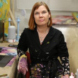 Paula Pitkänen taiteilija